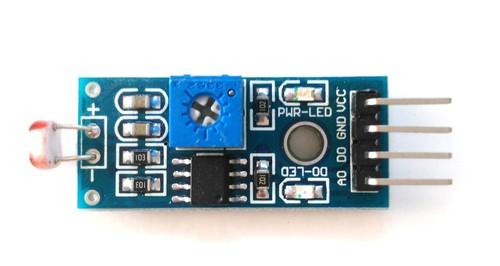 Photoresistor module sensor 2