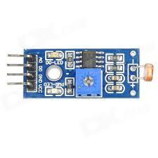 Photoresistor module sensor