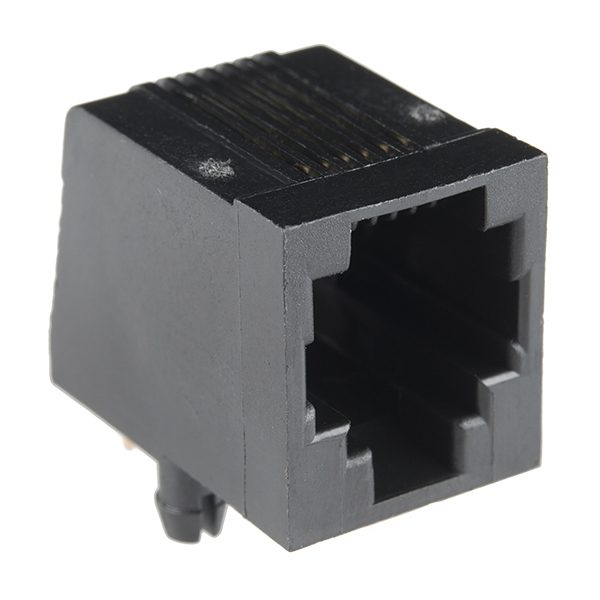 RJ11 6-Pin Connector1