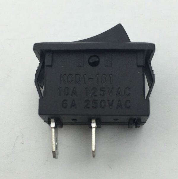10pcs-G133-15-21mm-2PIN-SPST-ON-OFF-Boat-Rocker-Switch-6A-250V-10A-125V-Car
