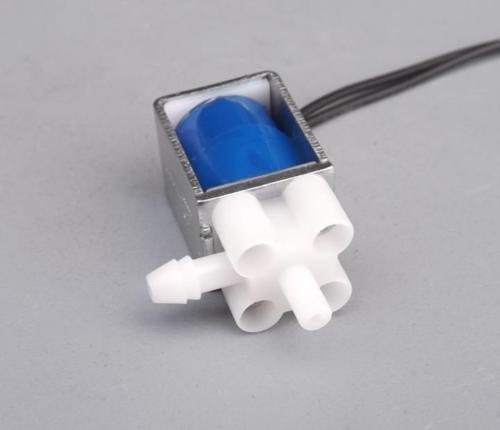1PCS-DC5v-6V-Two-Position-Thhh-Way-Electronic-Control-Solenoid-Exhaust-Air-Valve