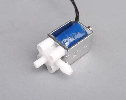 1PCS-DC5v-6V-Two-Position-Three-Way-Electronic-Ckkontrol-Solenoid-Exhaust-Air-Valve