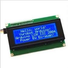 LCD2004 blue screen2