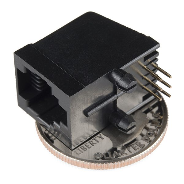 RJ11 6-Pin Connector3